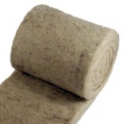 16″ SheepRoll Natural Wool Insulation Roll