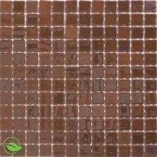 Modwalls Viridian Pearl Nutmeg Recycled Glass Tile