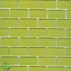 Modwalls Viridian Brix Apple Mini Subway Tile