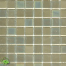 Modwalls Viridian Pearl Mint Recycled Glass Tile