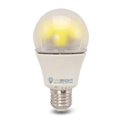 VIRIBRIGHT Dimmable 10W LED Warm Bulb