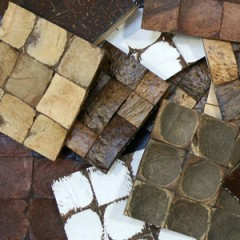 Kirei Java Coconut Shell Tiles
